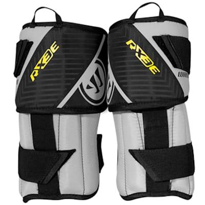 (Warrior Ritual X3 E Goalie Knee Pads - Junior)