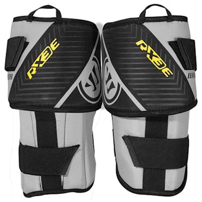 (Warrior Ritual X3 E Goalie Knee Pads - Senior)