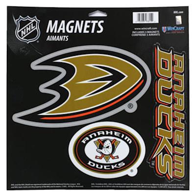(Wincraft 3 Pack Magnet - Anaheim Ducks)