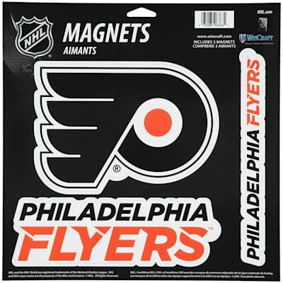 (Wincraft 3 Pack Magnet - Philadelphia Flyers)
