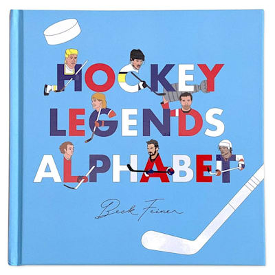 (Alphabet Legends Hockey Legends Alphabet Book)