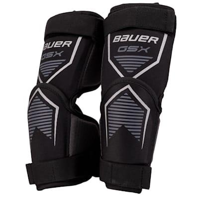 (Bauer GSX Goalie Knee Guards - Senior)