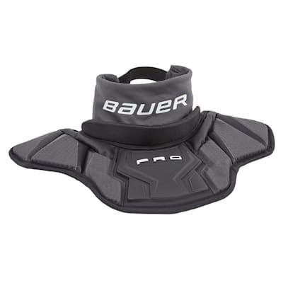 (Bauer Pro Goalie Neck Guard - Junior)