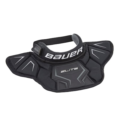 (Bauer Elite Goalie Neck Guard - Senior)