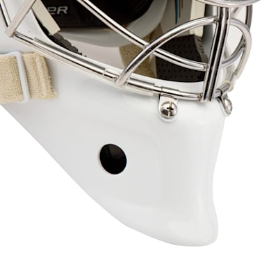 (Bauer Profile 940 Non-Certified Cat Eye Goalie Mask - Senior)