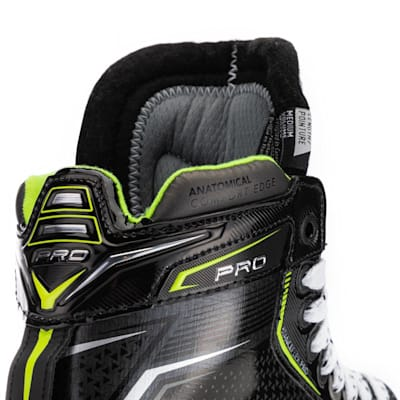 (Bauer Pro Ice Hockey Goalie Skates - Senior)