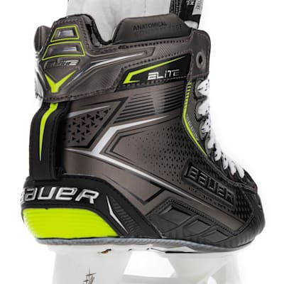(Bauer Elite Ice Hockey Goalie Skates - Junior)