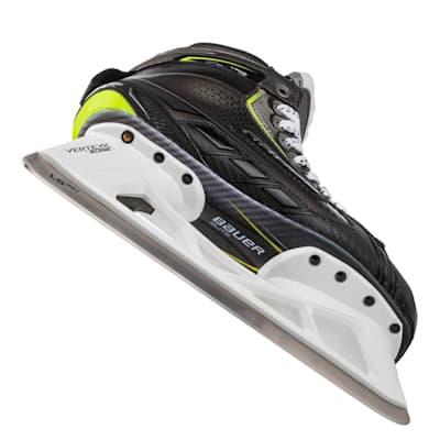 (Bauer Elite Ice Hockey Goalie Skates - Intermediate)
