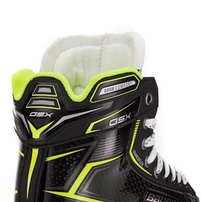 (Bauer GSX Ice Hockey Goalie Skates - Intermediate)