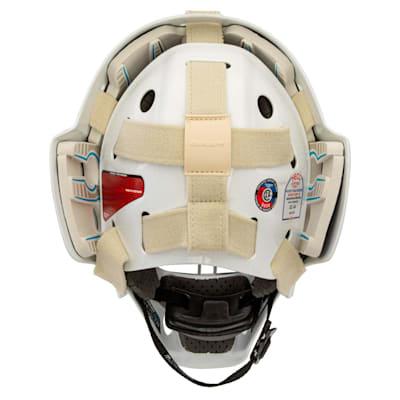 (Bauer Profile 940 Certified Cat Eye Goalie Mask - Junior)