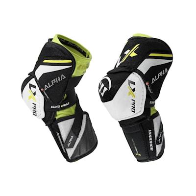(Warrior Alpha LX Pro Hockey Elbow Pads - Junior)