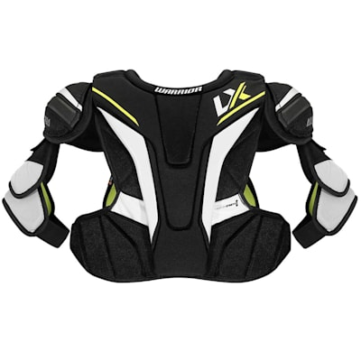 (Warrior Alpha LX Pro Hockey Shoulder Pads - Senior)