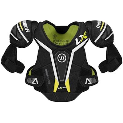 (Warrior Alpha LX Pro Hockey Shoulder Pads - Youth)