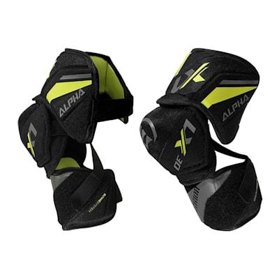 (Warrior Alpha LX 30 Hockey Elbow Pads - Junior)