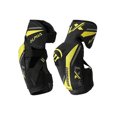 (Warrior Alpha LX 40 Hockey Elbow Pads - Junior)