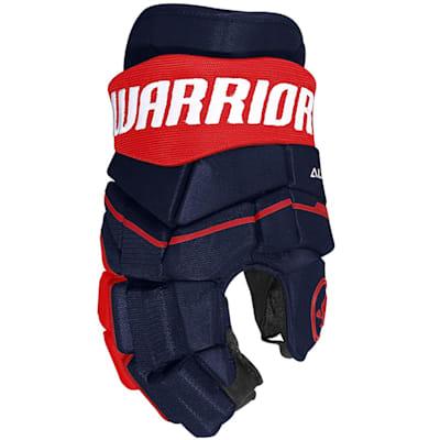 (Warrior Alpha LX 30 Hockey Gloves - Junior)