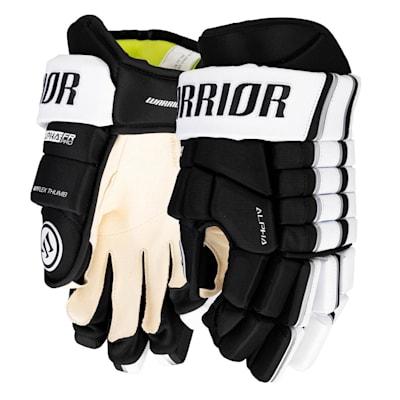 (Warrior Alpha FR Pro Hockey Gloves - Junior)