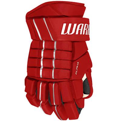 (Warrior Alpha FR Pro Hockey Gloves - Senior)