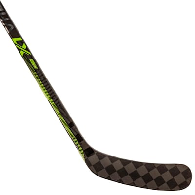 (Warrior Alpha LX Pro Grip Composite Hockey Stick - Junior)