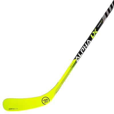 (Warrior Alpha LX Pro Grip Composite Hockey Stick - Tyke)