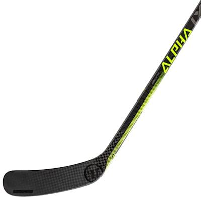 (Warrior Alpha LX 20 Grip Composite Hockey Stick - Junior)