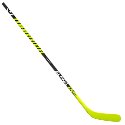 (Warrior Alpha LX 40 Grip Composite Hockey Stick - Junior)