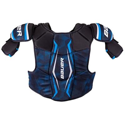 (Bauer X Hockey Shoulder Pads - Intermediate)
