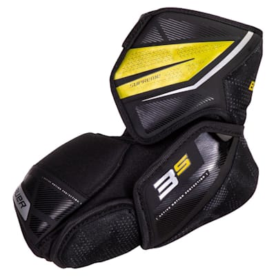 (Bauer Supreme 3S Hockey Elbow Pads - Intermediate)