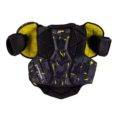 (Bauer Supreme 3S Hockey Shoulder Pads - Junior)