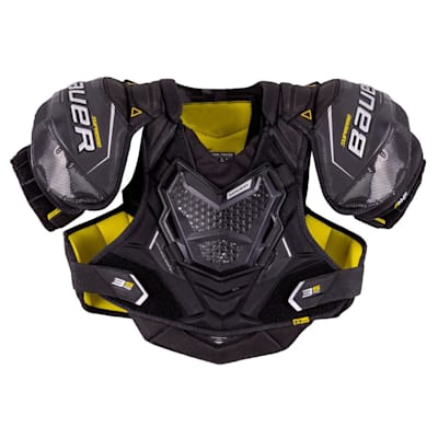 (Bauer Supreme 3S Pro Hockey Shoulder Pads - Junior)