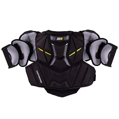 (Bauer Supreme 3S Pro Hockey Shoulder Pads - Intermediate)