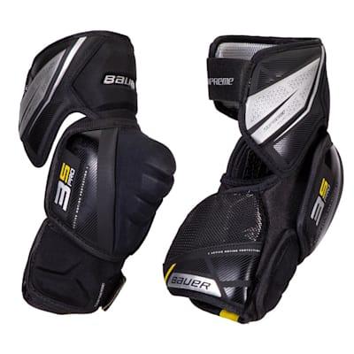 (Bauer Supreme 3S Pro Hockey Elbow Pads - Intermediate)