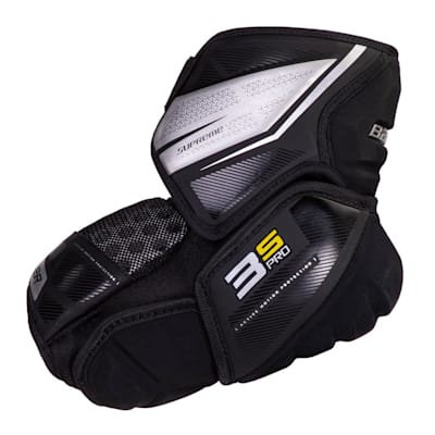 (Bauer Supreme 3S Pro Hockey Elbow Pads - Senior)