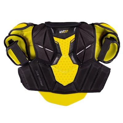 (Bauer Supreme Ultrasonic Hockey Shoulder Pads - Junior)