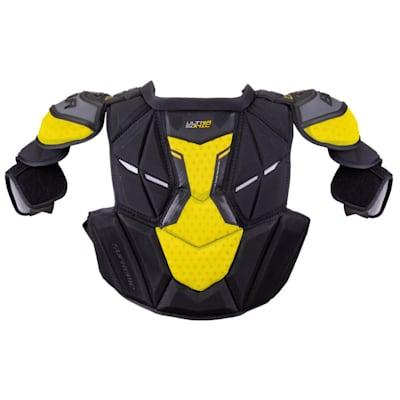 (Bauer Supreme Ultrasonic Hockey Shoulder Pads - Intermediate)