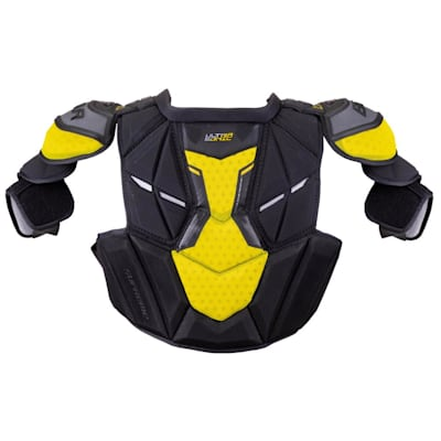 (Bauer Supreme Ultrasonic Hockey Shoulder Pads - Senior)