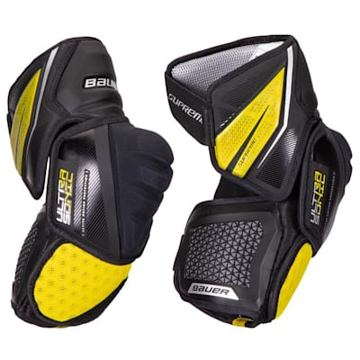 (Bauer Supreme Ultrasonic Hockey Elbow Pads - Junior)