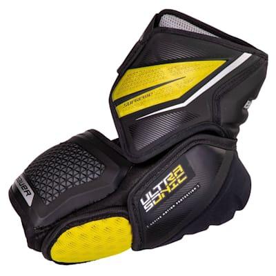 (Bauer Supreme Ultrasonic Hockey Elbow Pads - Intermediate)