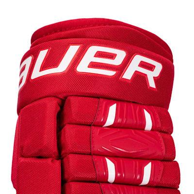 (Bauer Pro Series Hockey Gloves - Junior)