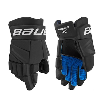 (Bauer X Hockey Gloves - Intermediate)