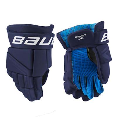 (Bauer X Hockey Gloves - Youth)