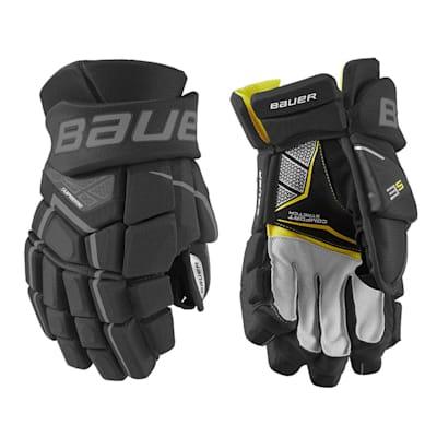 (Bauer Supreme 3S Hockey Gloves - Intermediate)