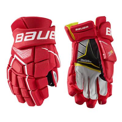 (Bauer Supreme 3S Hockey Gloves - Senior)