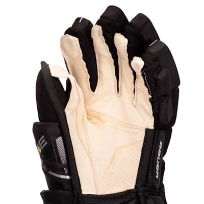 (Bauer Supreme 3S Pro Hockey Gloves - Intermediate)
