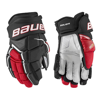 (Bauer Supreme Ultrasonic Hockey Gloves - Senior)