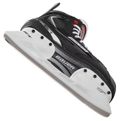 (Bauer Vapor X3.5 Ice Hockey Skates - Intermediate)