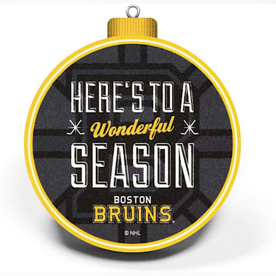 (YouTheFan NHL 3D StadiumView Ornament - Boston Bruins)