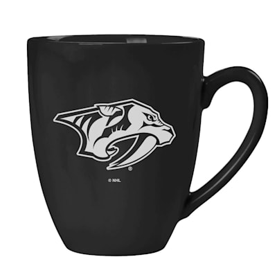 (Nashville Predators Ceramic 15oz Bistro Mug)