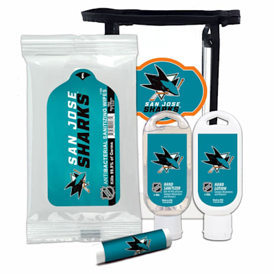 (4pc Gift Set - San Jose Sharks)