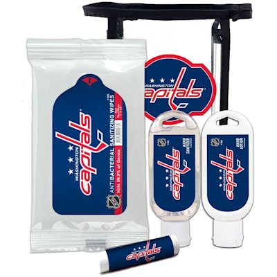 (4pc Gift Set - Washington Capitals)